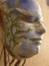 Sacred Body Retreats Mask